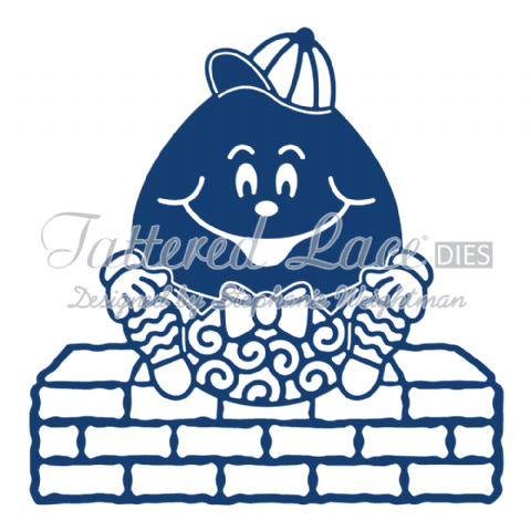 Tattered Lace Die Humpty Dumpty - D847